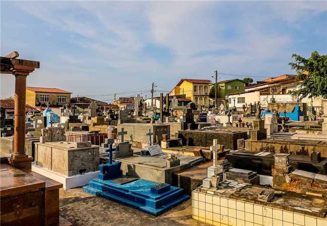 Dia de Finados em Ilhéus será celebrado  com missas no Cemitério da Vitória