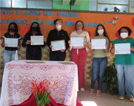 premiação Antonina Moreira 1